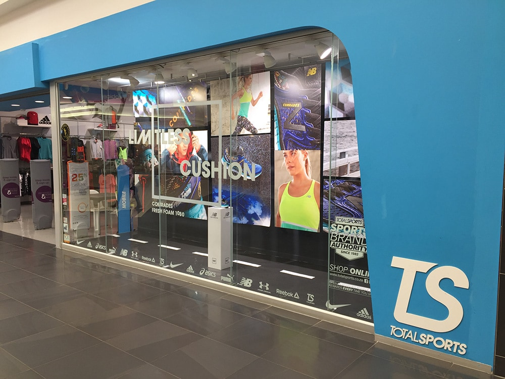 New Balance Photos in Total Sports Stores